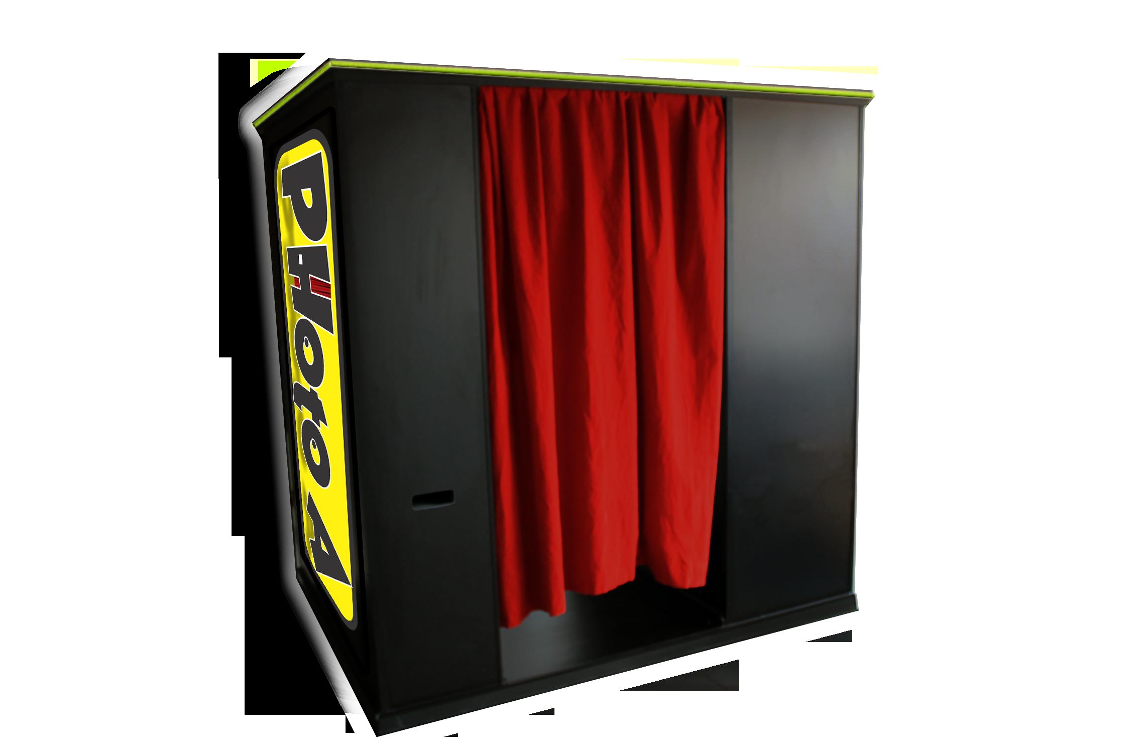 Lateral personalizada - Photo A | fotocabine | Photo Booth | Maquina de Foto