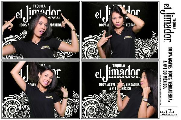 Foto Instantânea El Jimador | Fundo Chroma key