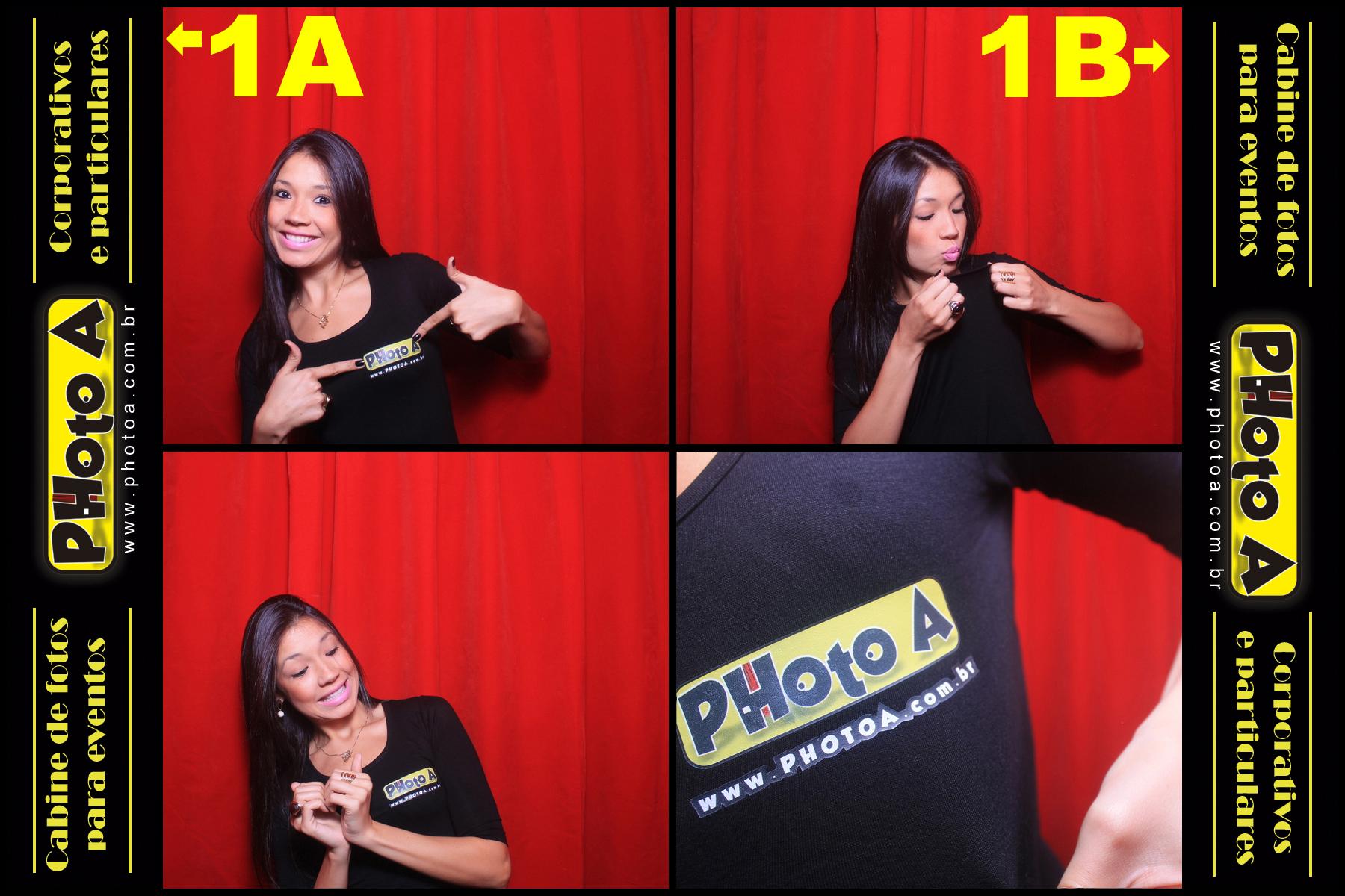 Exemplos Fotos - Photo A (exemplo 1) - Photo A - cabine de fotos - fotocabine - fotos cabine - photo booth - maquina de fotos