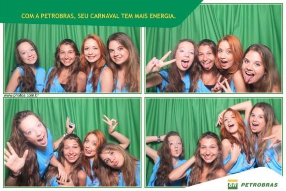 Petrobras - Sambodromo - Camarote Prefeitura de São Paulo - 15/02/13 - Photo A | Cabine De Foto Lembrança