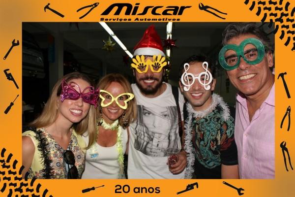 Foto personalizada - Miscar - Confraternização