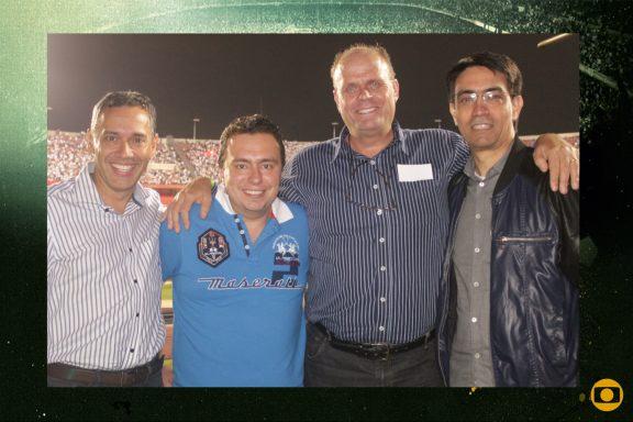 Foto Lembrança - Globo Libertadores Morumbi | Photo A