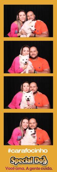 Foto Instantânea - Special Dog Marília - Totem de Fotos