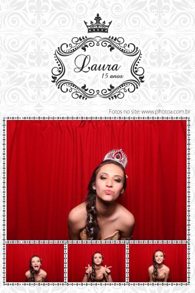 Laura - Foto Lembrança personalizada, ilimitada e impressa