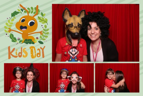 Foto Lembrança Kids Day - Aluguel Cabine de Foto para eventos