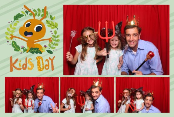 Kids Day | Sanofi - 09/10/17 | Foto Lembrança para Eventos e Festas