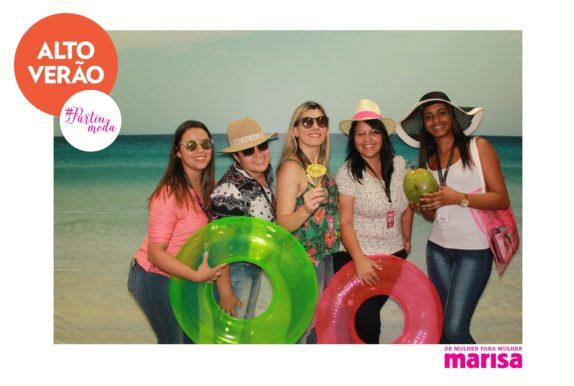 Foto Lembrança Marisa | Club Alphaville - Totem de Fotos