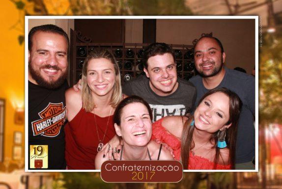 Confraternização Vicolo - Aluguel de Totem Foto p/ Festas e Eventos