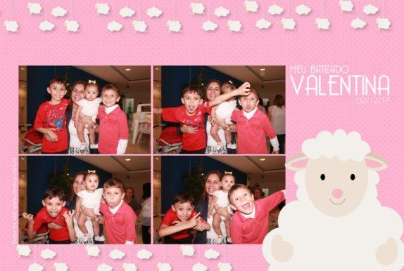 Foto Lembrança Valentina - Totem Photo A - Cabine de Fotos